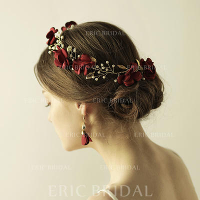 """Headbands Wedding/Special Occasion/Party/Art photography Alloy 12.60""""(Approx.32cm) 1.97""""(Approx.5cm) Headpieces (042159344)"""