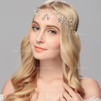 Forehead Jewelry/Headbands Wedding/Special Occasion/Party Alloy Elegant Color & Style representation may vary by monitor Headpieces (042156918)