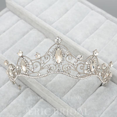 """Tiaras Wedding/Special Occasion/Carnival Alloy 5.90""""(Approx.15cm) Beautiful Headpieces (042159169)"""