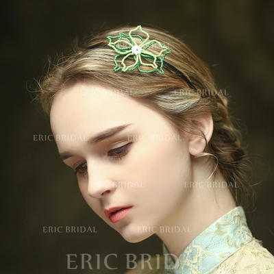 "Headbands Special Occasion/Casual/Outdoor/Party 3.35""(Approx.8.5cm) 3.35""(Approx.8.5cm) Simple Headpieces (042156632)"