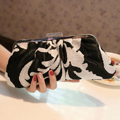 Clutches/Satchel Wedding/Ceremony & Party PU Elegant Clutches & Evening Bags
