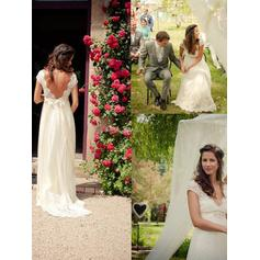 backless lace wedding dresses