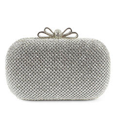 """Clutches Wedding/Ceremony & Party Clip Closure Shining 6.3""""(Approx.16cm) Clutches & Evening Bags"""