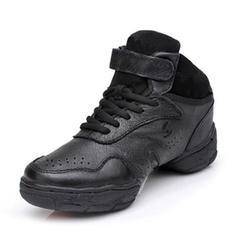 Women's Sneakers Sneakers Real Leather Dance Shoes