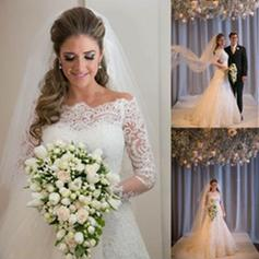 black wedding dresses with lace