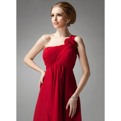 burgundy bridesmaid dresses long one shoulderbag