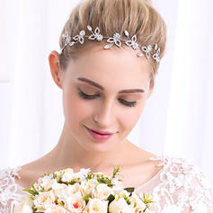 Headbands Wedding/Party Rhinestone/Alloy Glamourous Ladies Headpieces