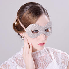 "Masks Special Occasion/Party Rhinestone/Alloy 9.06""(Approx.23cm) 3.94""(Approx.10cm) Headpieces"
