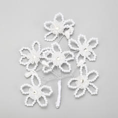 "Hairpins Wedding/Special Occasion Alloy/Imitation Pearls 4.53""(Approx.11.5cm) 4.92""(Approx.12.5cm) Headpieces"