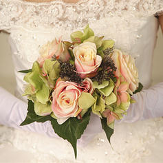 "Bridal Bouquets Round Wedding/Party Dried Flower 9.84""(Approx.25cm) Wedding Flowers"