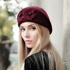 Wool Beret Hat Beautiful Ladies' 53-58 Hats