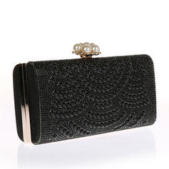 "Clutches Polyester Magnetic Closure Elegant 2.95""(Approx.7.5cm) Clutches & Evening Bags"