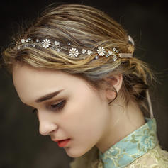 """Headbands Wedding/Special Occasion/Party/Art photography Crystal/Rhinestone 13.97""""(Approx.35.5cm) 0.59""""(Approx.1.5cm) Headpieces"""