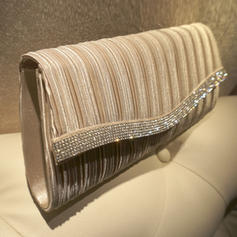 "Clutches/Satchel Ceremony & Party Silk Elegant 10.63""(Approx.27cm) Clutches & Evening Bags"