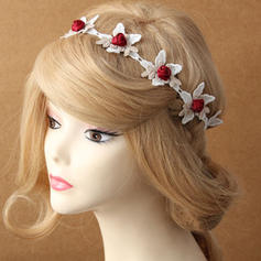 """Headbands Special Occasion/Casual Lace 16.14""""(Approx.41cm) 2.17""""(Approx.5.5cm) Headpieces"""