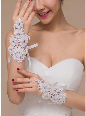Lace Ladies' Gloves Bridal Gloves Fingerless 16cm(Approx.6.30inch) Gloves